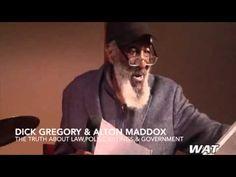 Dick gregory & Alton Maddox Police Shootings, Barack Obama, and America'...