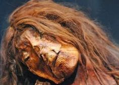 Giant Human Skeletons: Ancient Auburn Haired, Caucasian Mummies Discovered in a Tennessee Cave