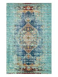 Unique Loom Arte Turkish Rug