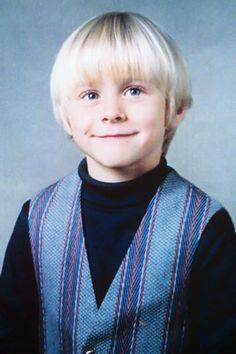 Kurt Cobain | 27 fotos de astros do rock quando eles eram jovens