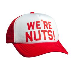 HOMAGE We're Nuts! Ohio State Buckeye Nuthouse Mesh Hat - $8.00