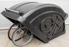 Bike Shel Canopy (Ireland)