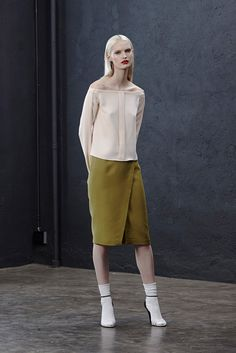 Spring 2015 Ready-to-Wear - Hellessy