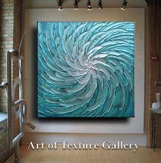 Resultado de imagen para cuadros abstractos con textura y relieve y animales