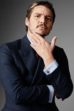 MR PEDRO PASCAL'S BIG MOMENT | Mr. Porter