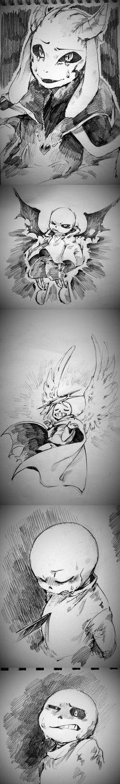 undertale drawing by Onieon on DeviantArt