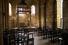 the langon chapel (twelfth century), the cloisters museum and gardens, new york city