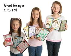 Kids Sewing - a wonderful website that teaches kids to sew.