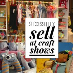 Welcome back to round 2 of our series on selling your handmade goods at a craft show! Today we're going to talk about setting up the products you're going to sell. Tips for Selling at Craft Shows, ...