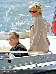 DIANA.WITH DODI. oh she had it bad for him!