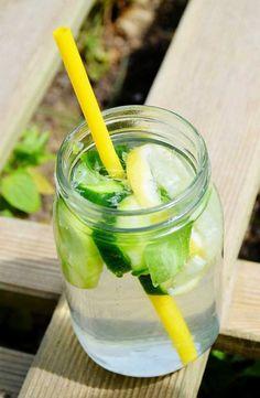 Alternativas para beber agua de una forma diferente y saludable
