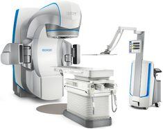 Varians New EDGE Radiotherapy Radiosurgery Suite