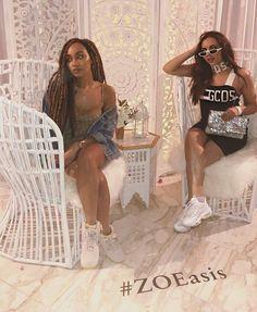 Leighade in Coachella 2018