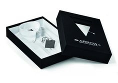A new look and packaging for Arrow's 'White Shirt' sub-brand. By Base. #packaging #identity #branding | www.basedesign.com