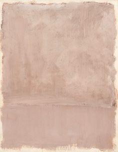 Mark Rothko, Untitled, 1969, Acrylic on paper, 137,9 x 107,3 cm, National Gallery of Art, Washington