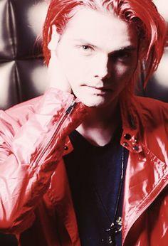 Gerard Way danger days