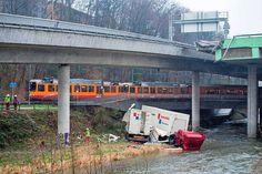Marius M. (27) baute Crash an der Sihlhochstrasse: Wollte der LKW-Chauffeur fliehen? | Blick