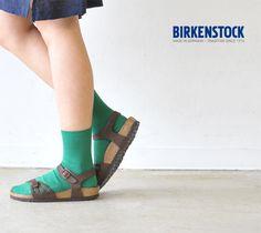 【楽天市場】BIRKENSTOCK ビルケンシュトック BALI/バリ ベーシック アンクルストラップサンダル(全3色)【2014春夏】[fs04gm]:Crouka(クローカ)