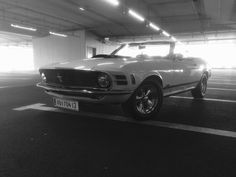1970 Mustang Convertible