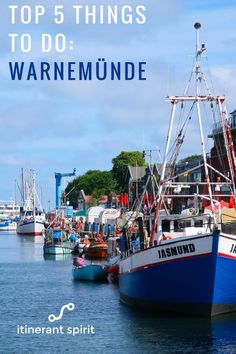 Top Five Things to do in Warnemunde, Germany - Itinerant Spirit