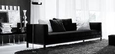 """Tito"" Sofa by Frigerio"