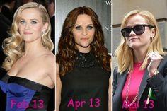 Blond, brünett, blond - Reese Witherspoon kann sich nicht entscheiden und wechselt im Monats-Takt die Haarfarbe. Was steht Ihr besser?