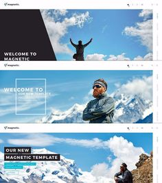 Responsive HTML Template crafted for multipurpose usage especially for creative agency. #html #template #multipurpose #agency https://www.pixelemu.com/html-templates/i/233-adventure