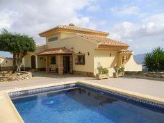 A511: Villa for sale in Bedar, Almería. Click picture for more details.