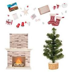 Our Generation® Holiday Accessory Set : Target