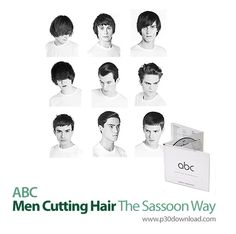abc vidal sassoon | دانلود ABC: Men Cutting Hair the Vidal Sassoon Way - آموزش ...