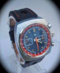 Chronographes LIP 1970