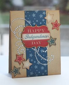 Independence day card#Repin By:Pinterest++ for iPad#