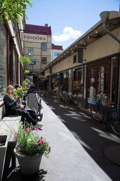 Victoriapassagen in Gothenburg, Sweden