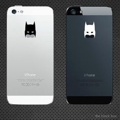 Batman-inspirierte The Dark Knight iPhone von TheBlackBoxonEtsy