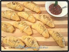 Steak Croissants With Super Soft Yeast Dough recipe by posted on 21 Jan 2017 . Recipe has a rating of by 4 members and the recipe belongs in the Savouries, Sauces, Ramadhaan, Eid recipes category Halal Recipes, Pizza Recipes, Indian Food Recipes, Ethnic Recipes, Yeast Dough Recipe, Eid Food, Easy Pizza Dough, Vegetable Puree, Instant Yeast