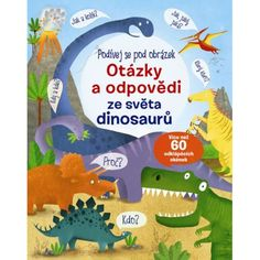 Booktopia has Lift-the-Flap Questions and Answers About Dinosaurs, Lift the Flap Questions and Answers by Katie Daynes. Buy a discounted Board Book of Lift-the-Flap Questions and Answers About Dinosaurs online from Australia's leading online bookstore. Dinosaurs Preschool, Dinosaur Activities, Cartoon Wallpaper, Sheldon The Tiny Dinosaur, Question And Answer, This Or That Questions, Illustrator, Des Questions, Spring
