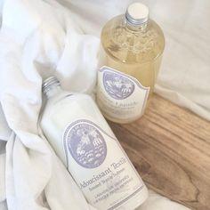 """Ren Lykke's Instagram photo: """"Hverdagslykke er å legge seg i nyvasket sengetøy💜💜💜…"""" Vodka Bottle, Lavender, Fabric Softener"""