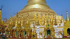 #Shwedagon Pagoda, Burma  23 de poze cu cele mai frumoase biserici si temple din lume.  Vezi mai multe poze pe www.ghiduri-turistice.info  Sursa : www.flickr.com/photos/fiftyfeet/