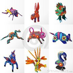 Oaxaca Mexico: Mexican Crafts and Contemporary Artists