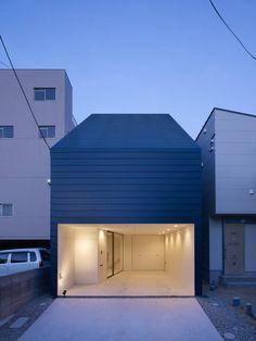宇品東の家: SWITCH&Co.が手掛けたtranslation missing: jp.style.家.minimalist家です。