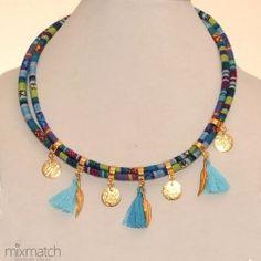 shiny-b Tassel Necklace, Necklaces, Bracelets, Love Design, Spring Summer 2015, Ethnic, Cord, Handmade Jewelry, Jewelry Design