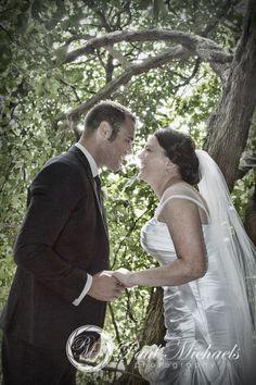 Wedding couple in the park. Wellington weddings by PaulMichaels photography http://www.paulmichaels.co.nz/bede-dawn-wedding/