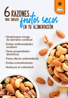 Incluye a los frutos secos en tu día a día y aprovecha sus propiedades al máximo. #BSDTips #VidaSana 💪😉 Keeping Healthy, Get Healthy, Olives, Health And Wellness, Health Tips, Healthy Habits, Healthy Recipes, Pecan Nuts, Bulk Food