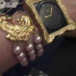 My baroque cuff