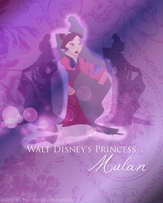 Disney Princess Mulan | Disney Princess Mulan ~ ♥