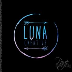 Logo Design for Luna Creative, Rotorua, NZ