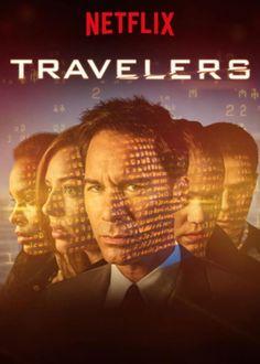 TRAVELERS, Seizoen 2 (Gezien en gevolgd op Netflix)