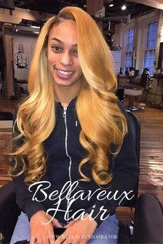 Affordable luxury 100% virgin hair starting at $65/bundle in the USA. Achieve this look with our luxury line  Visit us now and see the all new http://www.bellaveuxhair.com Use code : SLAY and SAVE 25% off for a limited time ONLY! Ladys you dont want to miss these savings.