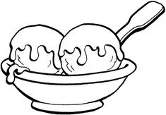 Ice Cream Scoops Coloring Pages – Coloring for every day Ice Cream Coloring Pages, Coloring Pages For Kids, Coloring Books, Cone Template, Applique Templates, Ice Cream Toppings, Ice Cream Recipes, Best Ice Cream Scoop, Ice Cram