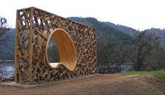 Escuela de Arquitectura de la Universidad de Talca, Chile. Ruta de Turismo Rural Secano Interior